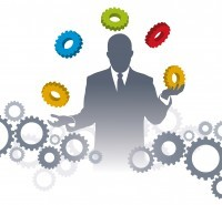 Businessman-juggling-gears-flexibility