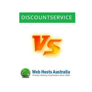 DiscountService.biz VS Web Hosts Australia