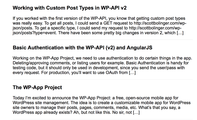 WP-API V2 How To Turn WordPress Website Into Mobile Application