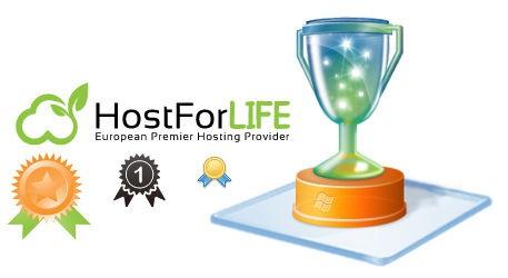 award hostforlife