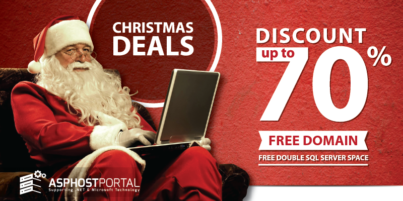 Reliable Windows ASP.NET 5 Hosting :: Christmas Eve Hosting Deals