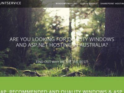 DiscountService.com.au :: Best and Cheap ASP.NET Hosting #3